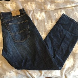 Lucky Brand 36x32 221 Original Boot jeans